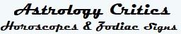 Astrology Critics Logo